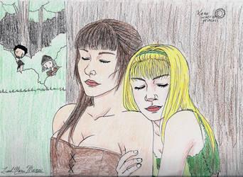 The Jealous Boys by SaiyukiMarie39
