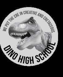 Dino High School by RadioactiveFlowers