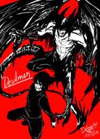 Devilman by Dollmaster92