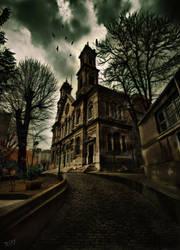 Home Sweet Home by EvranOzturk