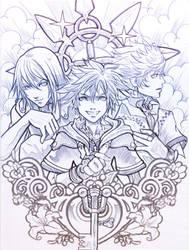 kingdom of hearts by sooj