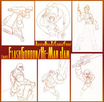 Masters of the Universe by FooRay