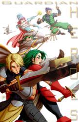 GUARDIAN HEROES by FooRay