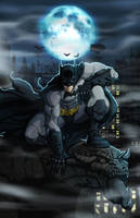 BATMAN ARKHAM CITY by FooRay