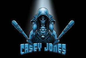 Casey Jones WallPaper by FooRay