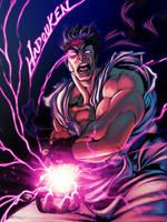 Ryu Phone Hadouken by FooRay