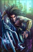 The AquaMan by FooRay