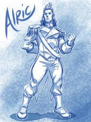 Alric Triumphant by FooRay