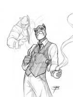 BlackSad Sketchez by FooRay