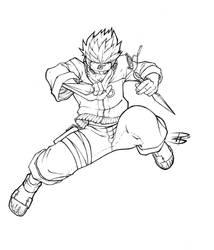 Naruto_pin up by FooRay
