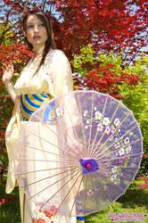 Japanese Kimono by Giorgiacosplay