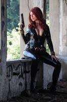 Black Widow ( Yamashita version) call me natasha by Giorgiacosplay