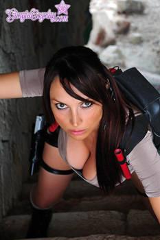 Tomb Raider Lara Croft Legend ..ready to go by Giorgiacosplay
