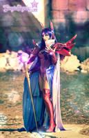 Alcyone Magic Knight Rayeart by Giorgiacosplay