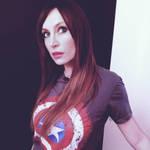 Captain America by Giorgiacosplay