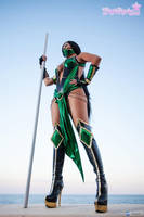 ALONG CAME JADE by Giorgiacosplay