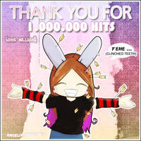 1.000.000. hits for angelic by shiricki