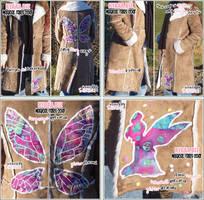 Magical Fairy Coat by shiricki