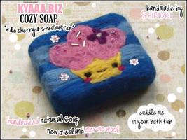 kyaaa.biz Soap - Cupcake by shiricki