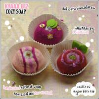 kyaaa.biz Soap - Chocolates by shiricki
