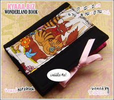 Cozy Book - Wonderland by shiricki