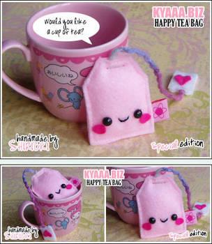 kyaaa.biz - Happy Tea Bag by shiricki