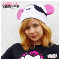 kyaaa.biz Hat - Pirate Panda by shiricki