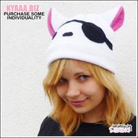 kyaaa.biz Hat - Pirate Cat by shiricki