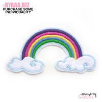 Patch - Rainbow by shiricki