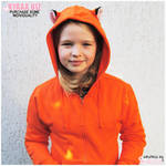 Hoodie - Kids - Fox by shiricki