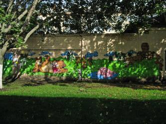 Graffiti 4 by Henker144