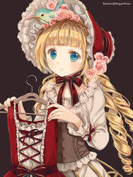 [Closet] Lolita convention by kamuikaoru