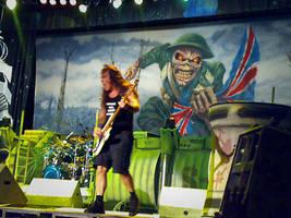 Iron Maiden Udine 2010 - 7 by SaBi88