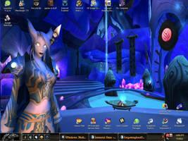 World Of Warcraft Theme by forgottenghost07