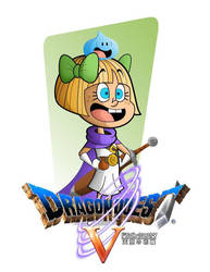 Dragon Quest V by kungfumonkey