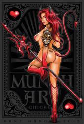 Demon by MunchArt