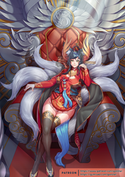Empress ahri by gonstool