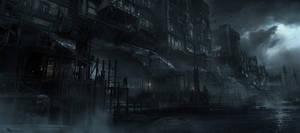 Thief - Under The Bridge by MatLatArt