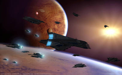 Ssv Tesla Launches Fighters by reis1989