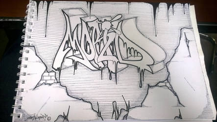 new sketchbook by sirdonmoridzio