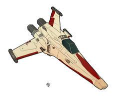 Arronax V-65 by Ryan-Rhodes