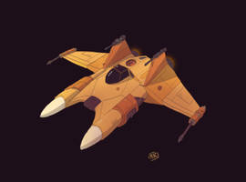 Starfighter II by Ryan-Rhodes
