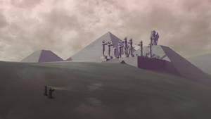 Yorbund Pyramids Exterior by Scarecrovv