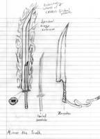 Zanpakuto Energy Sword? by ChronoSquare