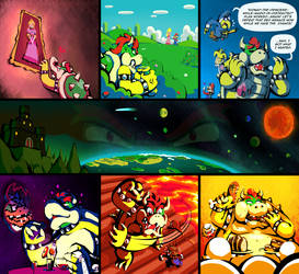 A Koopa's vices by DogmanSP