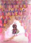 Honeycomb Wanderer by BlueBirdie