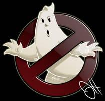 I Ain't Afraid'a No Ghosts by JoeHoganArt
