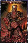 SOLD - IDW Ghostbusters 10 - Vigo by JoeHoganArt