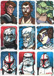 Topps - Star Wars Master Works 1 by JoeHoganArt