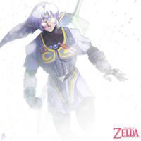 30 Days of Zelda - 15 by JoeHoganArt